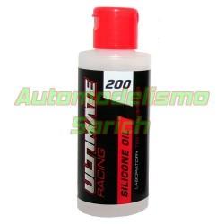 Aceite silicona de 200 CPS