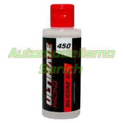 Aceite silicona de 450 CPS