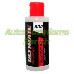 Aceite silicona de 500 CPS
