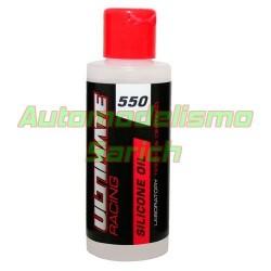 Aceite silicona de 550 CPS