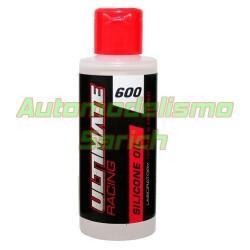 Aceite silicona de 600 CPS