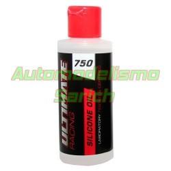 Aceite silicona de 750 CPS