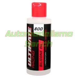 Aceite silicona de 800 CPS