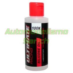 Aceite silicona de 100.000 CPS