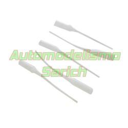 Pipeta de plástico para ciano UR (5u)