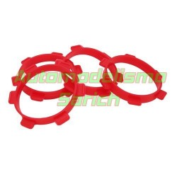 Gomas para pegado de neumáticos 1/8 UR (4u)