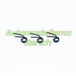 Muelles de embrague compak B10 (3u)