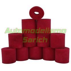 Espumas filtro de aire aceitadas para Mugen UR (12u)