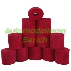 Espumas filtro de aire aceitadas UR (12u)