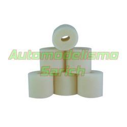 Espumas filtro de aire sin aceitar para Mugen UR (6u)