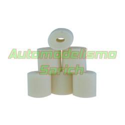 Espumas filtro de aire sin aceitar UR (6u)