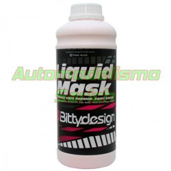 Máscara líquida 500gr Bitty Design