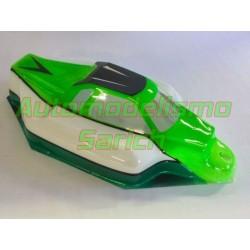 Carrocería MBX7/7R ECO Delta Plastik