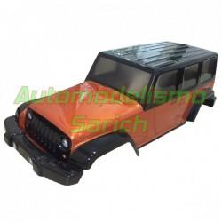 Carrocería Crawler Jeep Wrangler JK TeamC