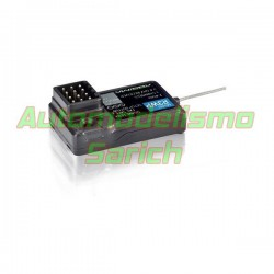 Receptor Absima 2.4Ghz R3WP 3CH Waterproof