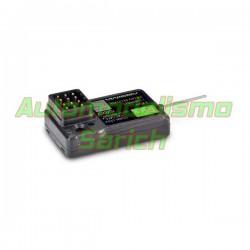 Receptor Absima 2.4Ghz R3FS 3CH Waterproof