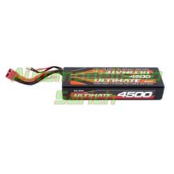 Batería Ultimate LiPo Stick 7.4V 2S 4.500mha 60C