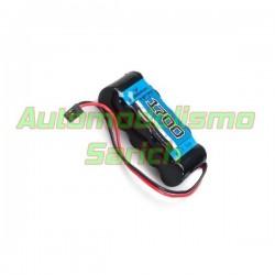 Batería Absima Ni-Mh 6V 1.700mha linea