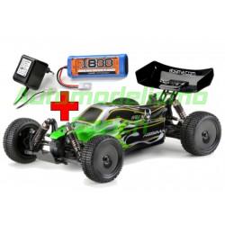 Buggy AB2.4 RTR 4WD Brushed + Batería y cargador