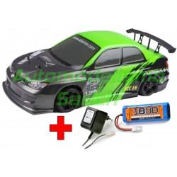 Touring ATC2.4 RTR 4WD Brushed + Batería y cargador