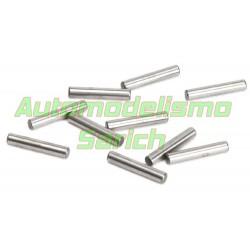 Pin de hexágonos de rueda 3x16.8mm A8
