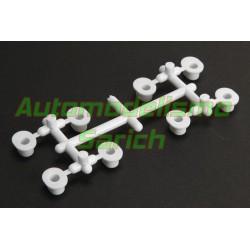 Tapones de convergencia de nylon A8