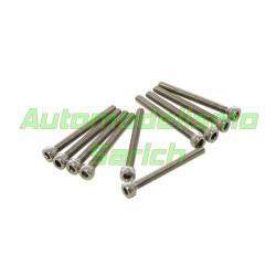 Tornillos cilíndricos 3x30mm (10u)