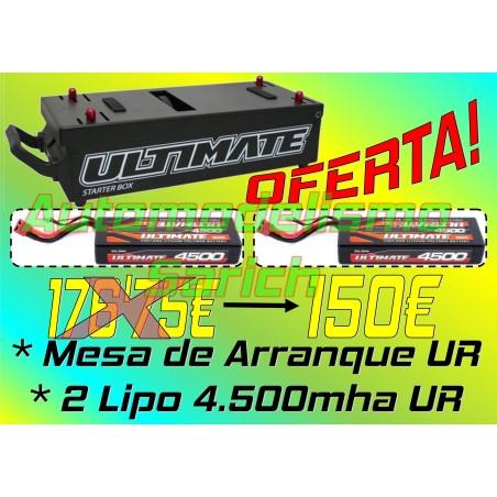 "Caja arrancadora Ultimate ""Starter Box"""