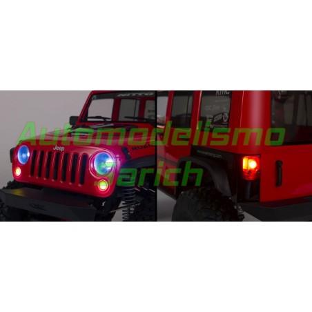 OFERTA!!! Axial Jeep Wrangler Rubicon RTR