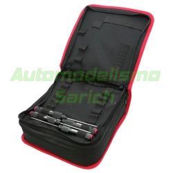 Maletin de herramientas + 4 herramientas PRO UR