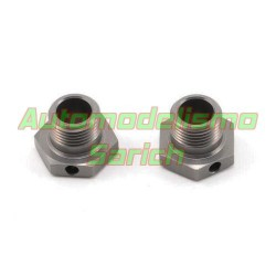 Hexágono de rueda +0mm MBX7R