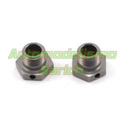 Hexágono de rueda +2mm MBX7R