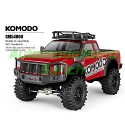 Gmade GS01 KOMODO KIT + ELECTRÓNICA 1/10 4WD