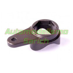 Salvaservos opcional de aluminio MBX7R