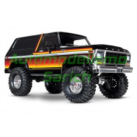 Traxxas TRX4 Ford Bronco (Nego/Amarillo)