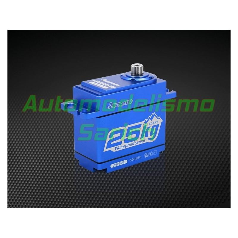 Power HD Waterproof LW25MG