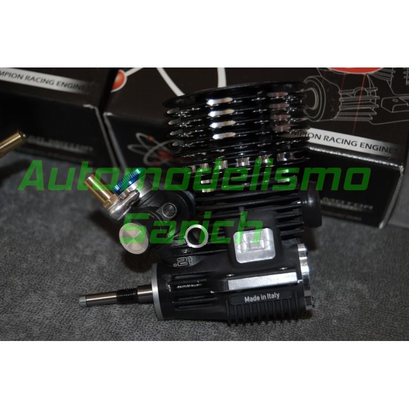 Motor Sirio GT-5RR Acero