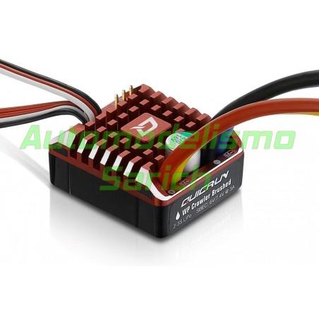 Combo AXE550 2700KV sensored brushless