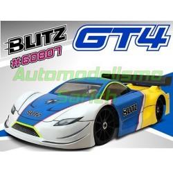 Carrocería GT4 + Alerón GT Blitz