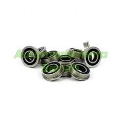 Rodamientos 8x16x5 con labio XTR Racing (4u)