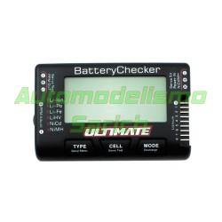 Comprobador de baterías 2-8S UR