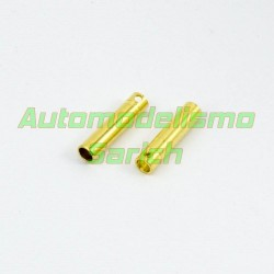 Bananas de 4mm (H) UR