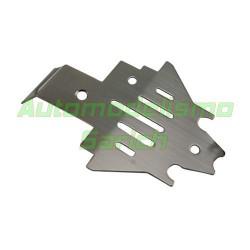 Protector central acero inox TRX4