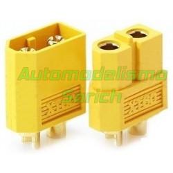 Conector XT60 (M+H)