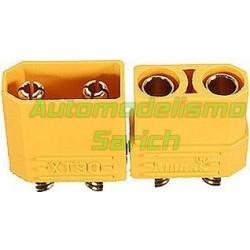 Conector XT90 (M+H)