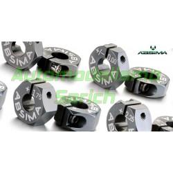 Hexágonos 12mm +3mm (2unid) Absima 1/10