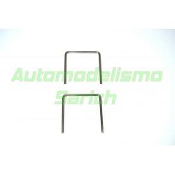 Arco metálico para trapecios AB3.4
