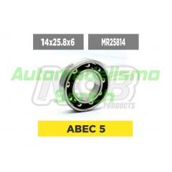 Rodamiento de motor 14x25.8x6 MOB