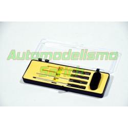 Set de puntas destornillador eléctrico 1.5/2/2.5/3mm HoBao