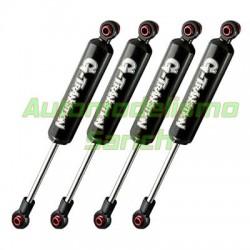 Amortiguadores Crawler 90mm G-Transmition negros (4unid.) GMADE